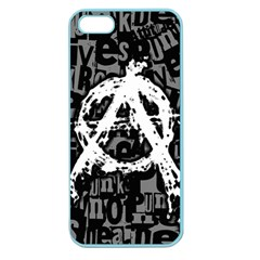 Anarchy Apple Seamless Iphone 5 Case (color)