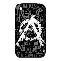 Anarchy Apple Iphone 3g/3gs Hardshell Case (pc+silicone)
