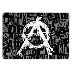 Anarchy Samsung Galaxy Tab 8 9  P7300 Flip Case