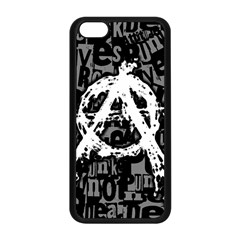 Anarchy Apple Iphone 5c Seamless Case (black)