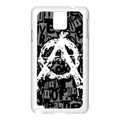 Anarchy Samsung Galaxy Note 3 N9005 Case (white)