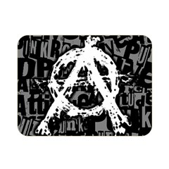 Anarchy Double Sided Flano Blanket (Mini)