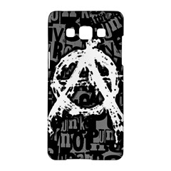 Anarchy Samsung Galaxy A5 Hardshell Case