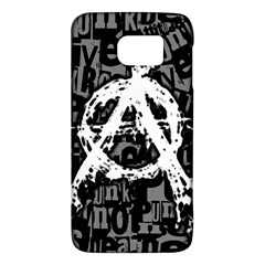Anarchy Samsung Galaxy S6 Hardshell Case