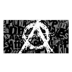 Anarchy Satin Shawl