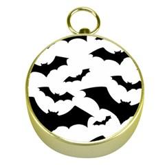 Deathrock Bats Gold Compass