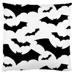 Deathrock Bats Standard Flano Cushion Case (Two Sides)