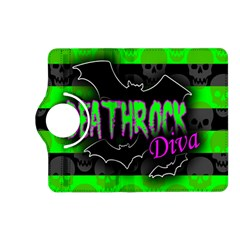 Deathrock Diva Kindle Fire HD (2013) Flip 360 Case