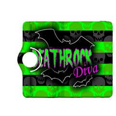Deathrock Diva Kindle Fire HDX 8.9  Flip 360 Case