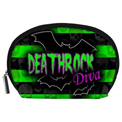 Deathrock Diva Accessory Pouch (Large)