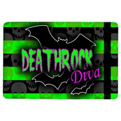 Deathrock Diva Apple iPad Air 2 Flip Case
