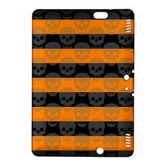 Deathrock Stripes Kindle Fire HDX 8.9  Hardshell Case