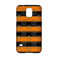 Deathrock Stripes Samsung Galaxy S5 Hardshell Case
