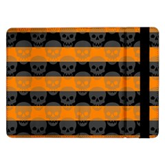 Deathrock Stripes Samsung Galaxy Tab Pro 12.2  Flip Case