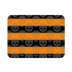 Deathrock Stripes Double Sided Flano Blanket (Mini)