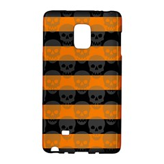 Deathrock Stripes Samsung Galaxy Note Edge Hardshell Case