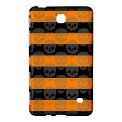 Deathrock Stripes Samsung Galaxy Tab 4 (8 ) Hardshell Case