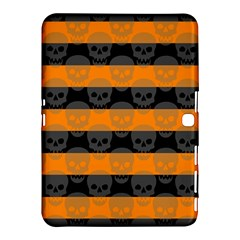 Deathrock Stripes Samsung Galaxy Tab 4 (10.1 ) Hardshell Case