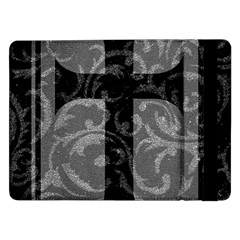 Goth Brocade Cross Samsung Galaxy Tab Pro 12.2  Flip Case