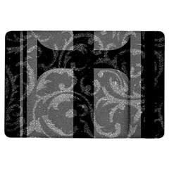 Goth Brocade Cross Apple iPad Air Flip Case