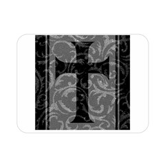Goth Brocade Cross Double Sided Flano Blanket (Mini)