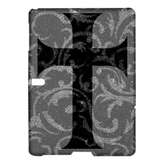 Goth Brocade Cross Samsung Galaxy Tab S (10 5 ) Hardshell Case