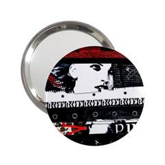 Punk Chick Handbag Mirror (2 25 )