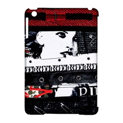 Punk Chick Apple Ipad Mini Hardshell Case (compatible With Smart Cover)