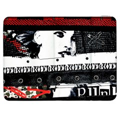 Punk Chick Samsung Galaxy Tab 7  P1000 Flip Case