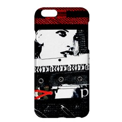 Punk Chick Apple Iphone 6 Plus Hardshell Case