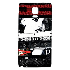 Punk Chick Samsung Note 4 Hardshell Back Case