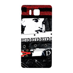 Punk Chick Samsung Galaxy Alpha Hardshell Back Case