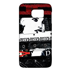 Punk Chick Samsung Galaxy S6 Hardshell Case