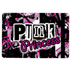 Punk Princess Apple iPad Air Flip Case