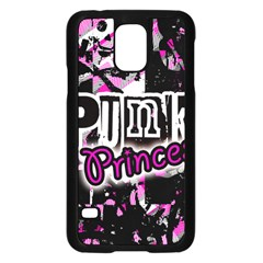 Punk Princess Samsung Galaxy S5 Case (Black)