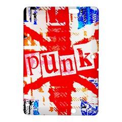 Punk Union Jack Kindle Fire HDX 8.9  Hardshell Case