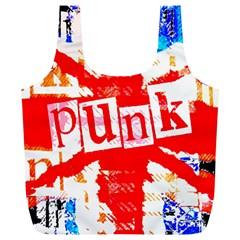 Punk Union Jack Reusable Bag (xl)