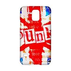 Punk Union Jack Samsung Galaxy S5 Hardshell Case