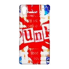 Punk Union Jack Sony Xperia Z2 Hardshell Case