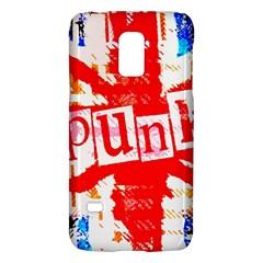 Punk Union Jack Samsung Galaxy S5 Mini Hardshell Case