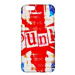 Punk Union Jack Apple iPhone 6 Plus Hardshell Case