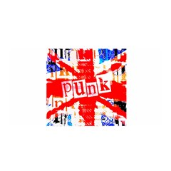 Punk Union Jack Satin Wrap