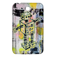 Graffiti Graphic Robot Samsung Galaxy Tab 3 (7 ) P3200 Hardshell Case