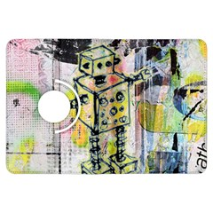 Graffiti Graphic Robot Kindle Fire HDX Flip 360 Case