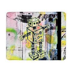 Graffiti Graphic Robot Samsung Galaxy Tab Pro 8.4  Flip Case