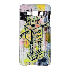 Graffiti Graphic Robot Samsung Galaxy A5 Hardshell Case