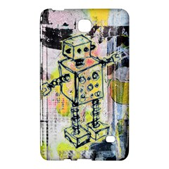 Graffiti Graphic Robot Samsung Galaxy Tab 4 (7 ) Hardshell Case