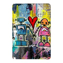 Graffiti Pop Robot Love Samsung Galaxy Tab Pro 12.2 Hardshell Case