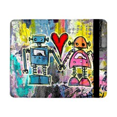 Graffiti Pop Robot Love Samsung Galaxy Tab Pro 8.4  Flip Case