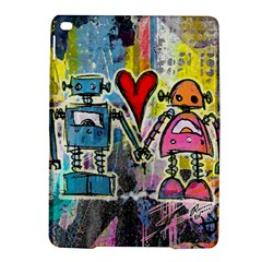 Graffiti Pop Robot Love Apple Ipad Air 2 Hardshell Case